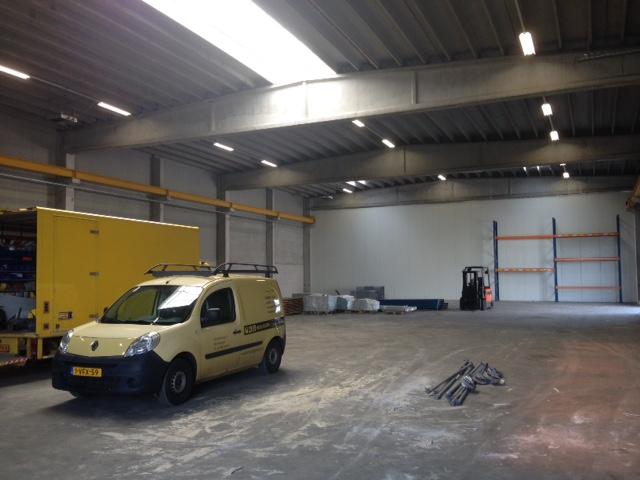 Denys bouwonderneming – verbouw loods en kantoor
